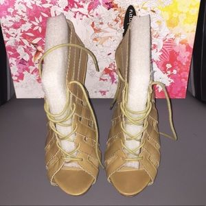 Chinese Laundry Shoes - Chinese Laundry Lace up Sandals/heels